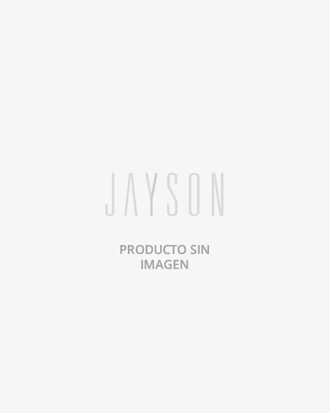 Falda Plizada 4 Tablas Gris Mujer