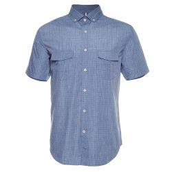 Camisa Denim Mc Slim Fit