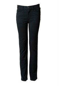 Pantalon 5 Bolsillos Spandex Dama Azul