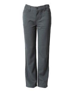 Pantalon 5 Bolsillos  Spandex Niña Gris