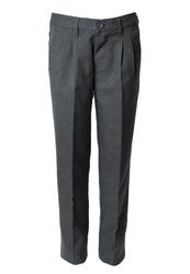 Pantalón Hombre Gris Clásico
