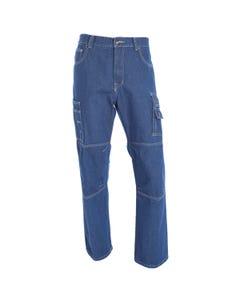 Jeans Cargo Hombre
