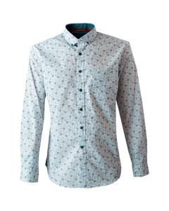 Camisa Estampada Slim Fit (Diseño Nuevos)