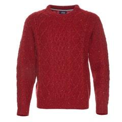 Sweater Cuello Redondo Manga Larga