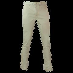 Pantalon Frente Plano Spandex Slim Fit