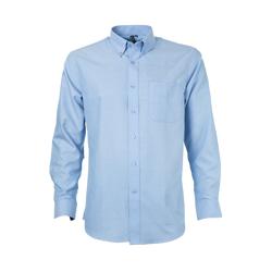 Camisa Oxford Con Bolsillo  M/L