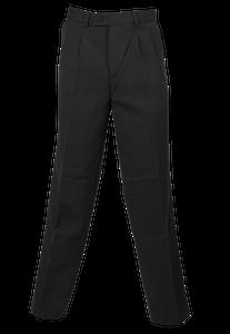 Pantalón Gabardina Con Pinzas