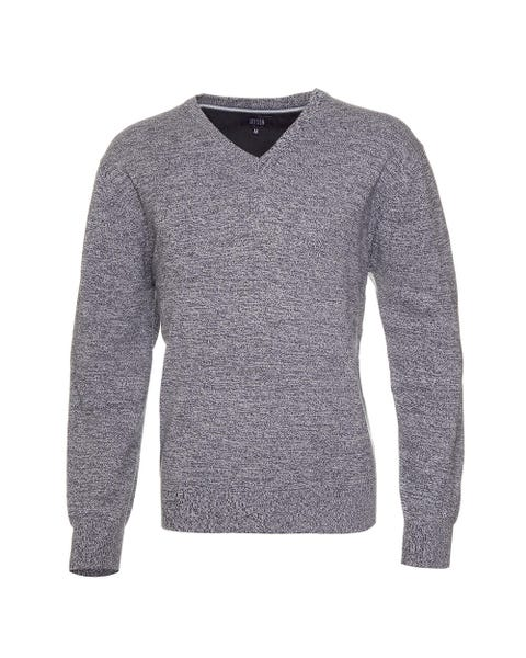Sweater Bicolor Twisted