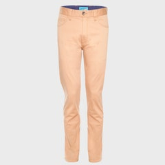 Pantalon Spandex 5 Bolsillos Slim Fit